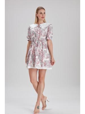 Sensiline - 2110004 Gri Elbise