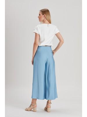Sensiline - 215074 İndigo Pantolunlu Takım