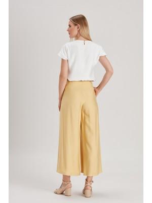 Sensiline - 215074 Sarı Pantolunlu Takım