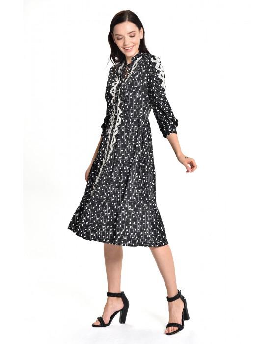 Sensiline - 211020 Siyah Elbise